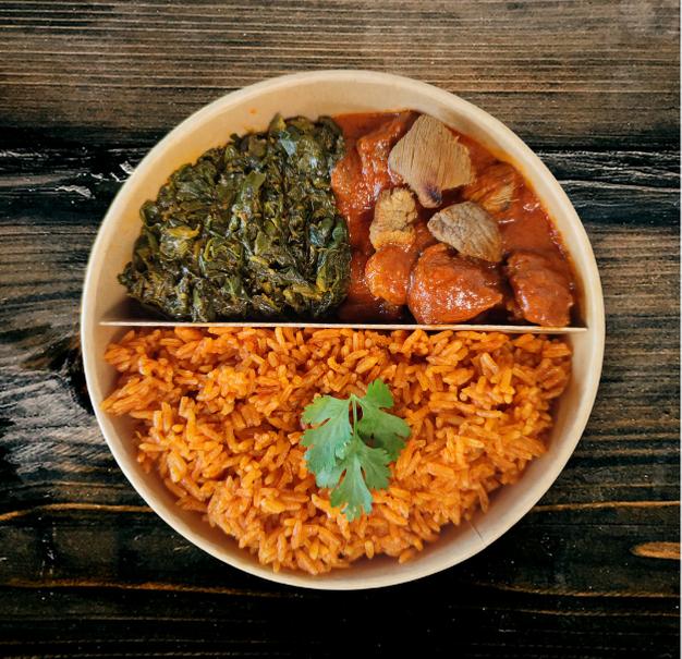 Le riz jollof